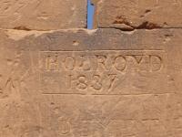 Ancient grafiti