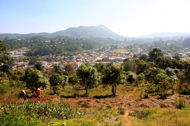 A view of Kalaw
